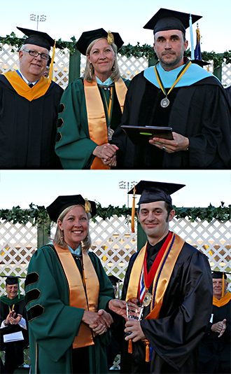 2016 spring graduation