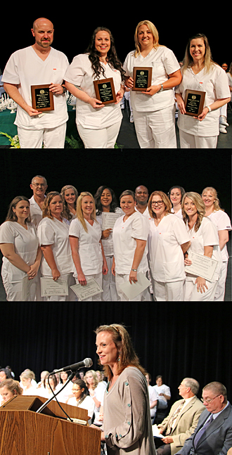 associate degree nursing awards photo
