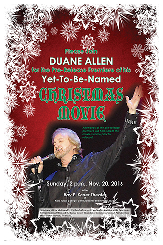 Duane Allen movie