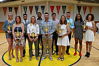 spring 2016 athletic awards
