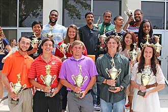 PJC athletic awards spring 2014 photo