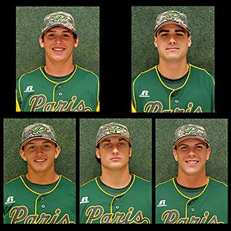 baseball honorees
