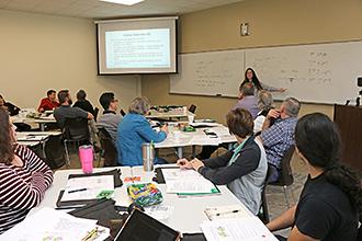 PJC Biology Instructor Workshop