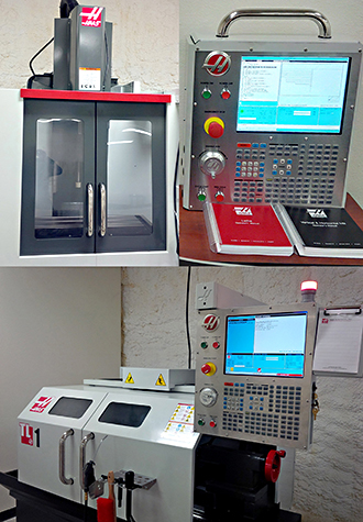 CNC machine trainers