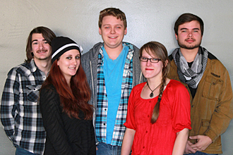 audition students photo