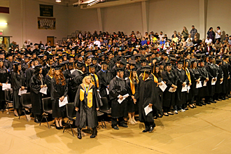 PJC fall 2014 commencement