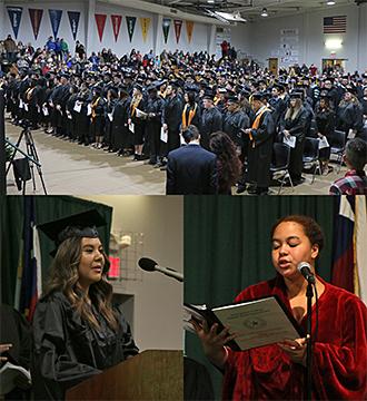 Fall 2017 Graduation at PJC