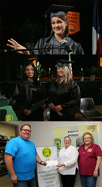Adult Education Ceremony Spring 2018