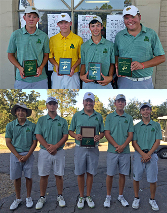 PJC golf team