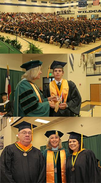 PJC graduation May 2015