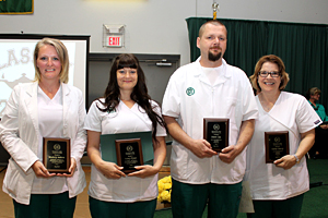 LVN Award Winners