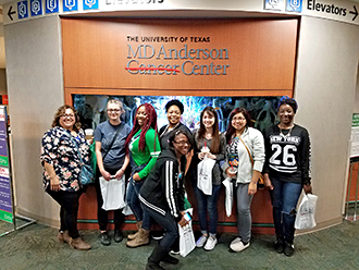Fall 16 MD Anderson tour