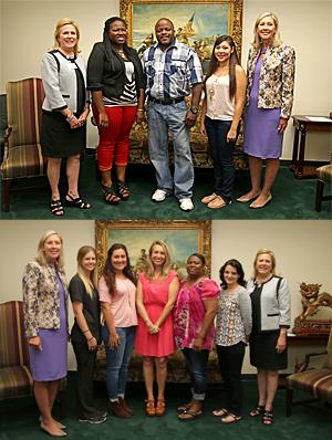 Neal & West scholarship recipients