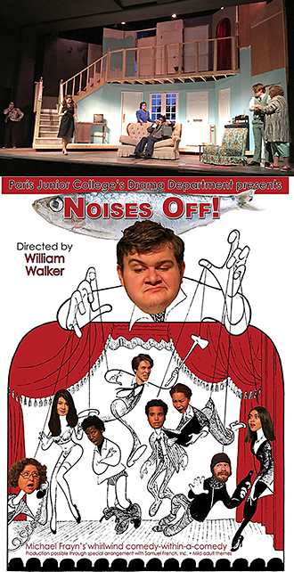 Noises Off! play at PJC