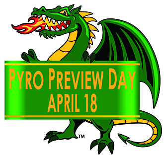 Pyro Preview Day