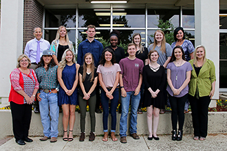 2017 Rotary Club Scholarship Recipients