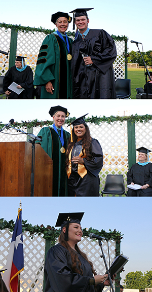 Spring 2019 PJC Commencement Ceremony photos