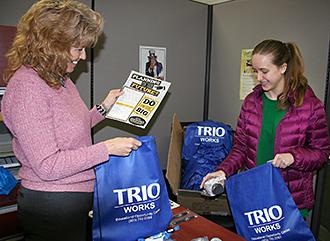 TRIO programs photo
