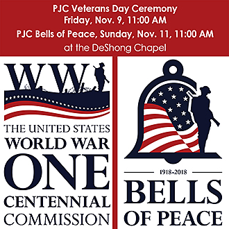 Veterans Day at PJC